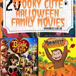 20 Spooky Cute Halloween Movies