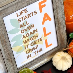 Crisp in the Fall Printable