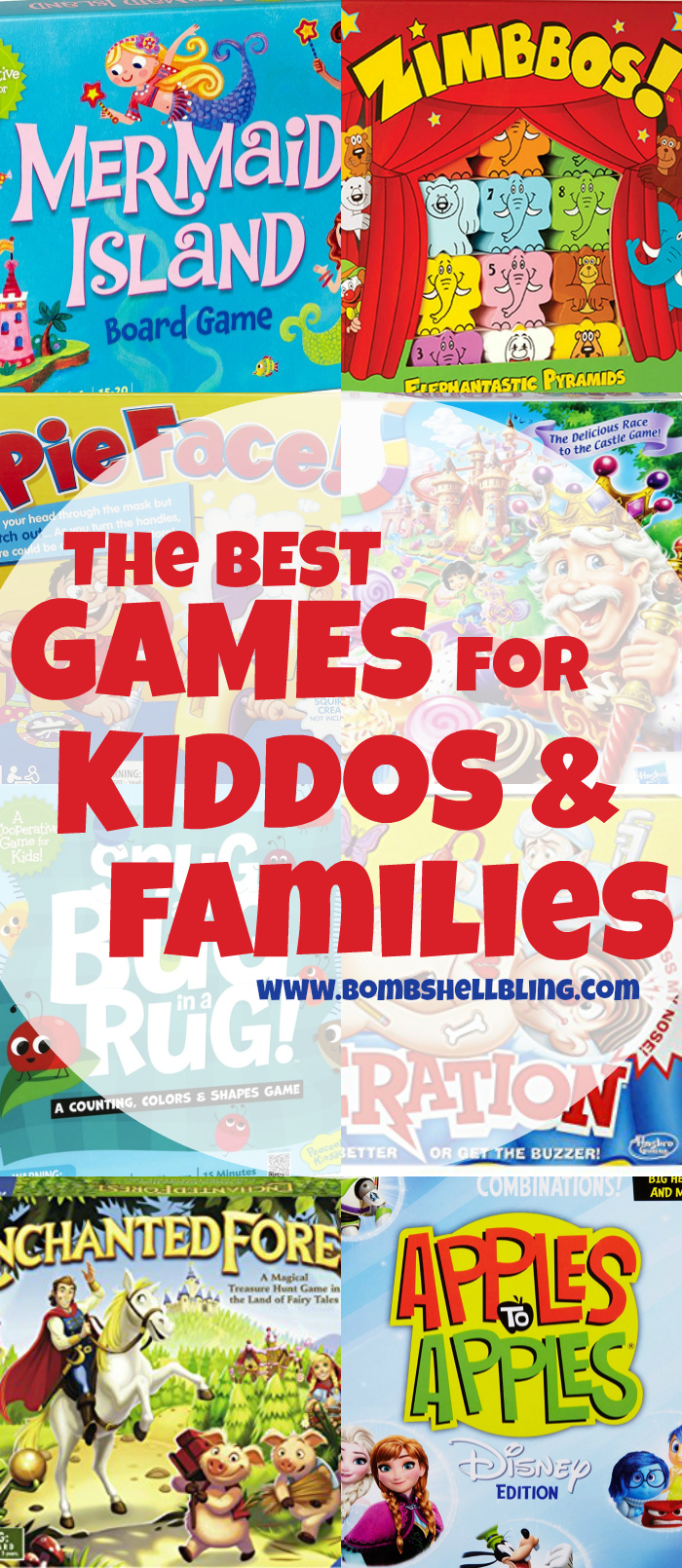 These are the 20 best board games for kids and families. Grab some today to encourage learning and social skill development. But, most of all, FUN!