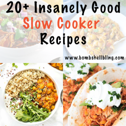 20+ Insanely Good Slow Cooker Recipes