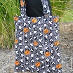 Jack Skellington Tote Bag