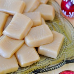 Christmas Caramels