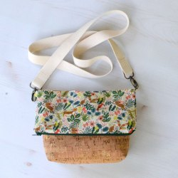 DIY Cross Body Bag Sewing Tutorial