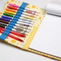 Child's Travel Art Folio Free Sewing Tutorial