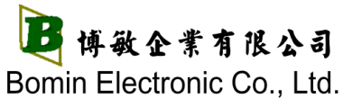 Bomin Electronic Co., Ltd.