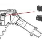 Car charging gun