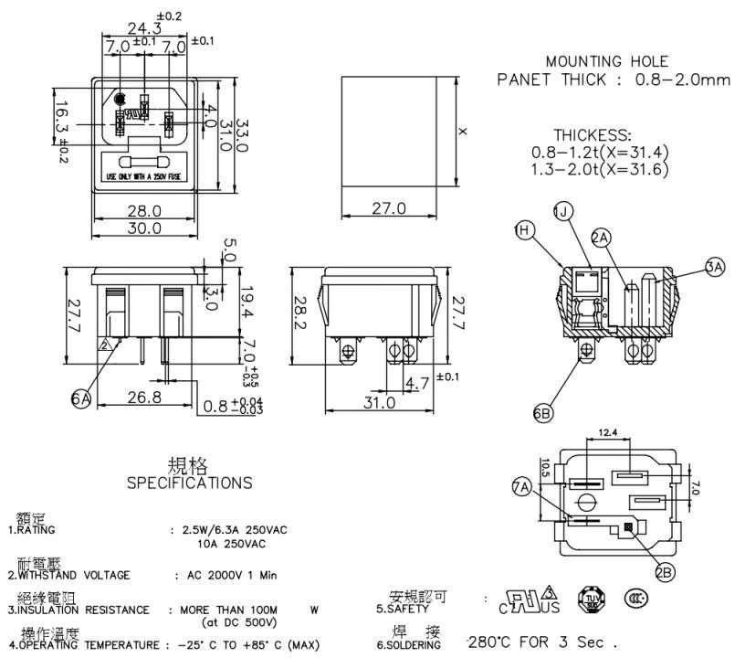 JR-101-1FS