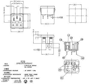 JR-101-1FS(S.Q)