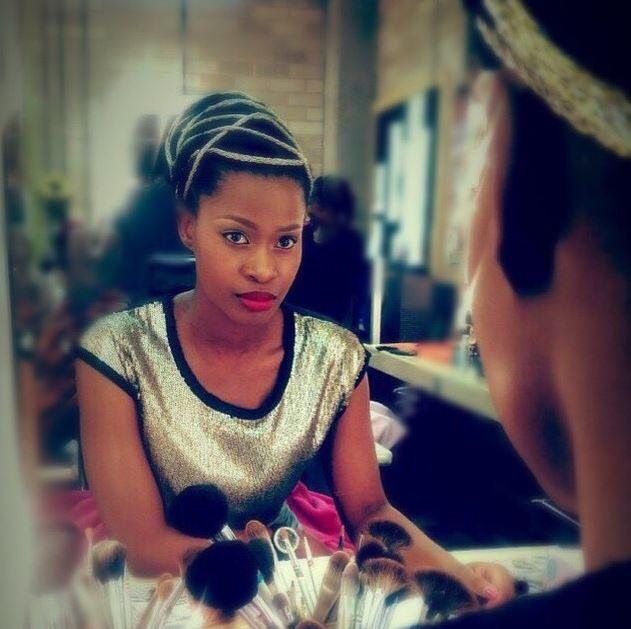 Zenande Mfenyanas Hair 5 Times She Nailed It