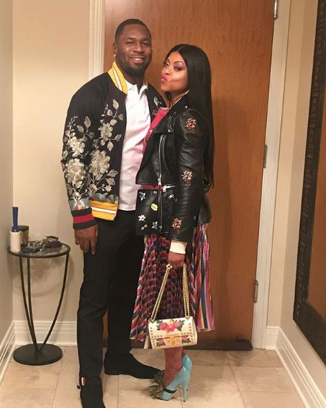 Taraji P Henson Is Engaged Bona Magazine
