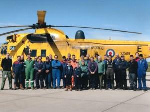 RAF Lossiemouth Visit – 2012