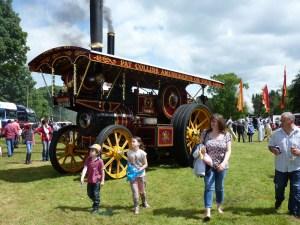 Steam Fair 2013
