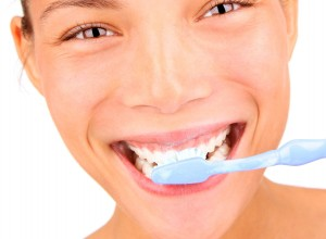 Cepillarse los dientes de una manera correcta