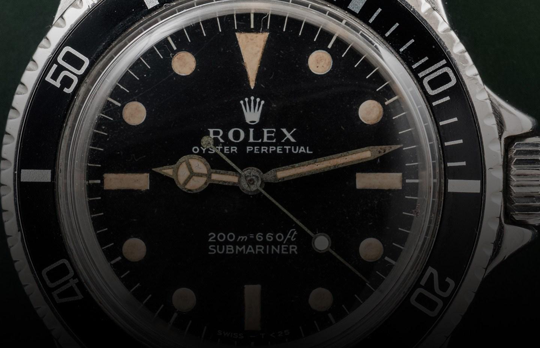 Rolex Submariner Ref. 5513
