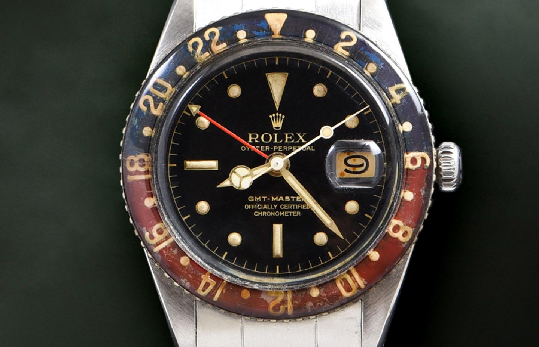 Rolex GMT Master Bakelite Ref. 6542