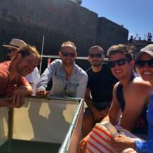 Berlenga boat pic