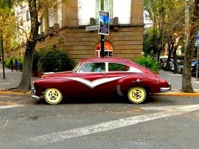 Condesa DF old car