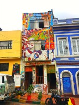 Casa La Combia DJLU