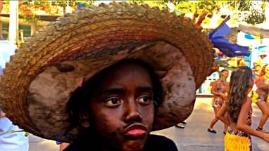 El Son de Negro character