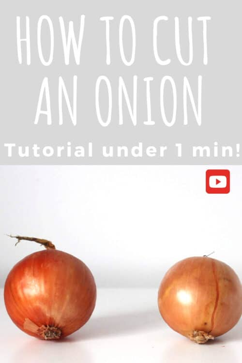 2 onions in a row