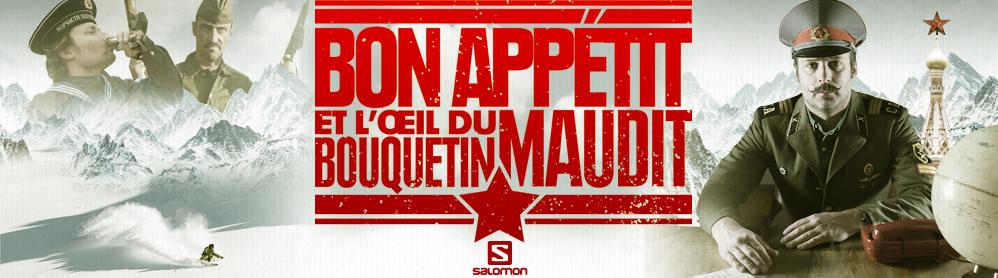 Bon Appétit L'oeil du Bouquetin vidéos de ski