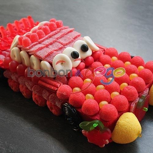 Gteau De Bonbons Cars Gogo