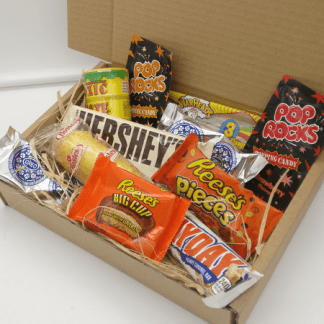 Diabetic gift basket the best chocolate for diabetics sugar american candy favourites negle Image collections