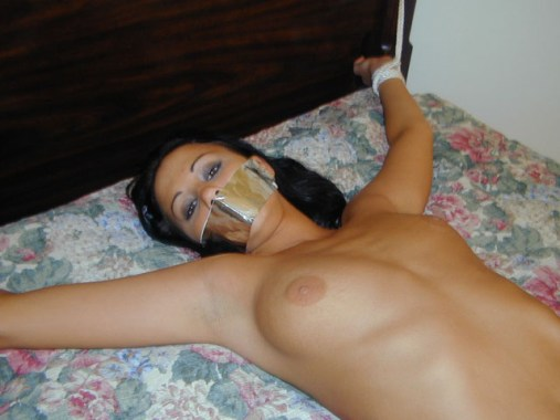 Kinky Housewives love to play with Handcuffs and Ropes