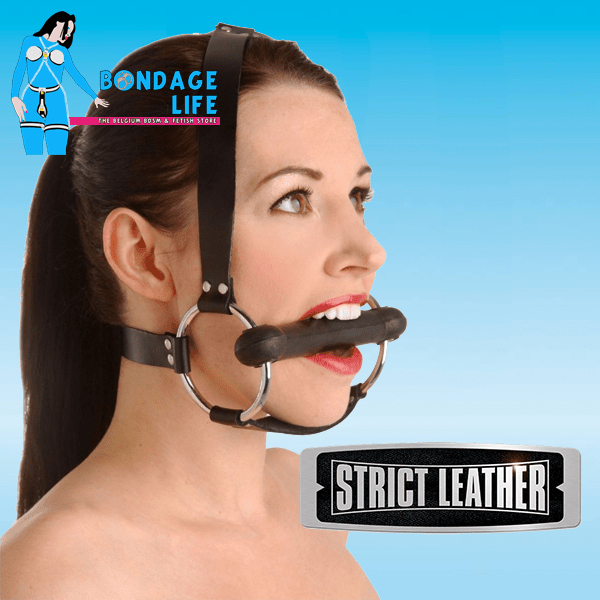 Silicone Trainer Gag