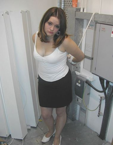 Pretty Brunette Girlfriend Bound and Cleave Gagged at Home for Fun