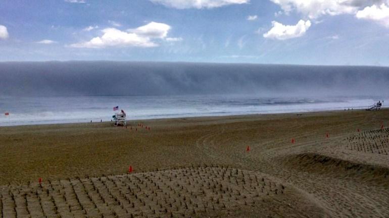 Brouillard New Jersey