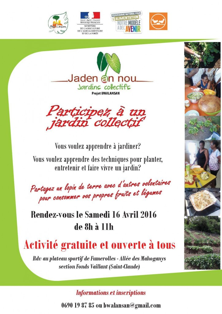 jardin collectif guadeloupe