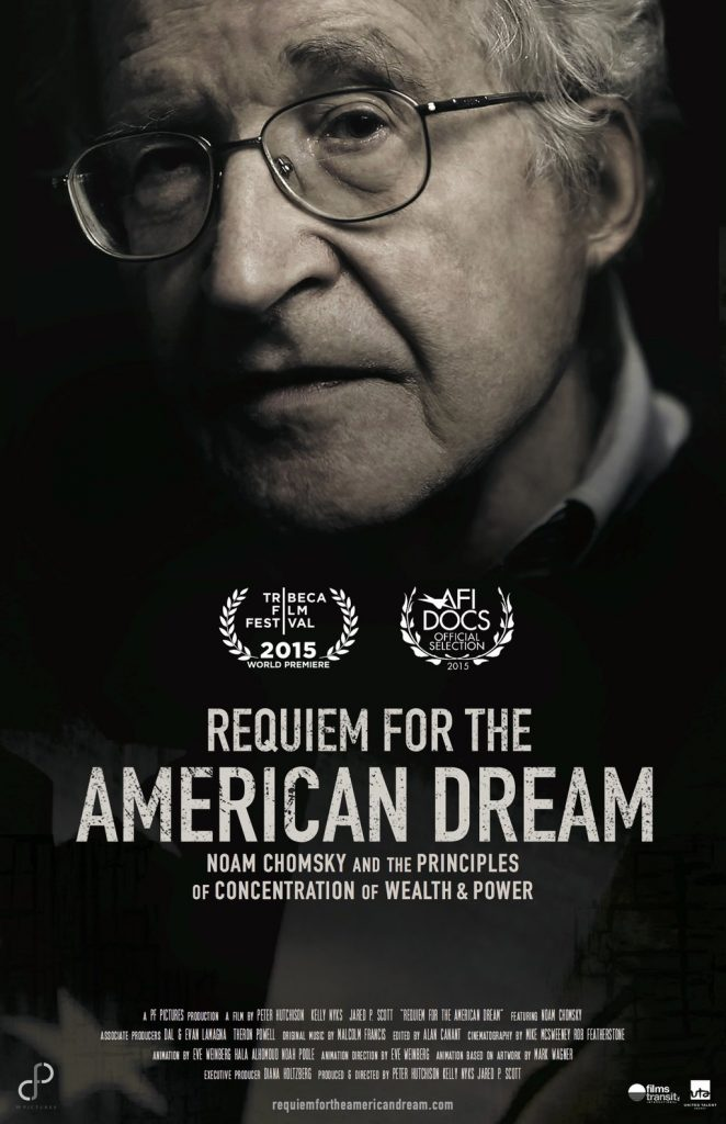 chomsky requiem for the american dream