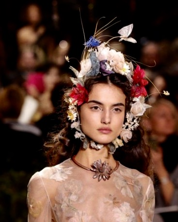 Fashion week défilé Dior