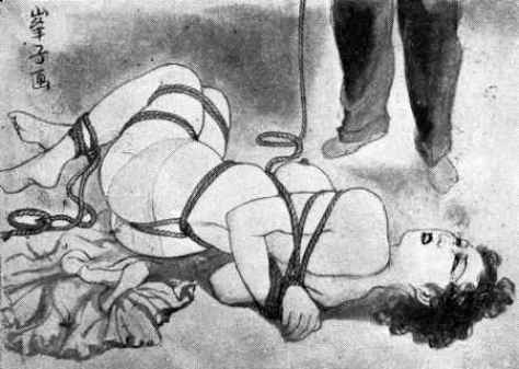 Japanese-Shibari-Female-Slave