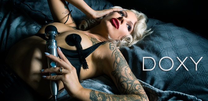 The name on everybody's lips is gonna be…Doxy