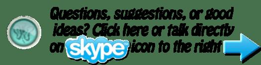 Let's talk on SKYPE.  Send a message.  애기합시다. 스카이프에서 하자!
