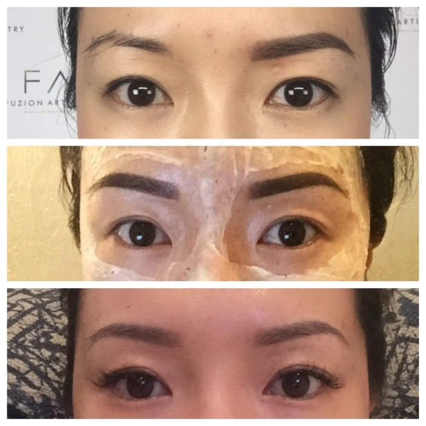 Permanent eyebrows tattoo nyc the art of beauty for Eyebrows tattoo price