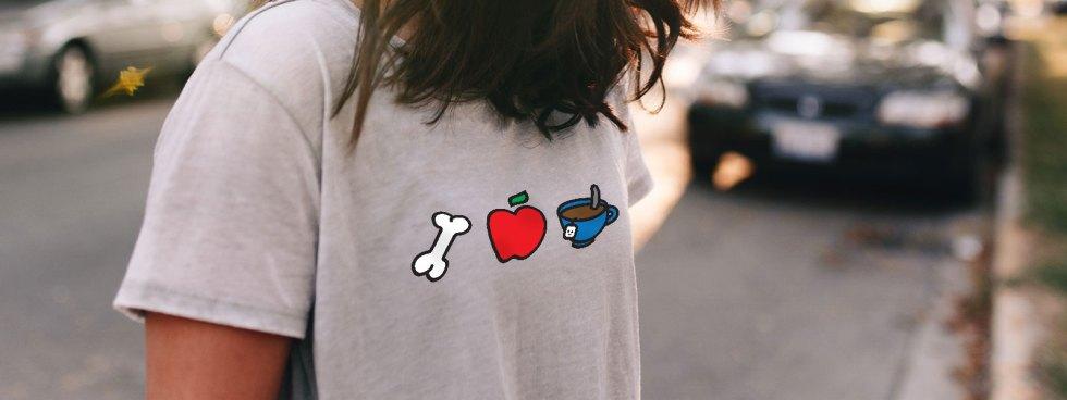 Bone Apple Tea T-Shirt