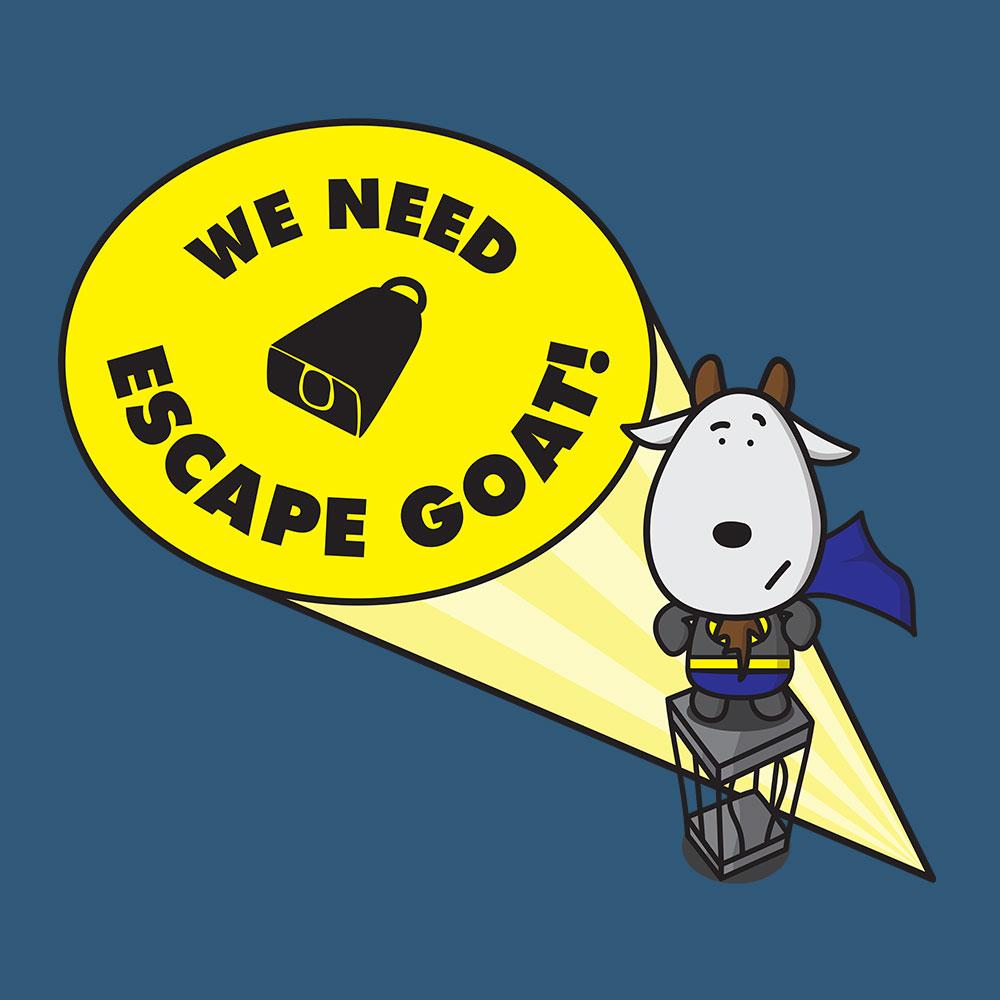 We Need Escape Goat