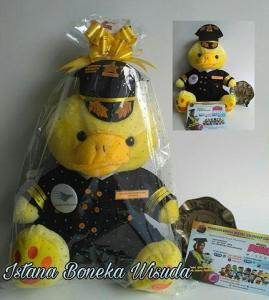 boneka pilot
