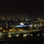 Terra Santa - Gerusalemme by night