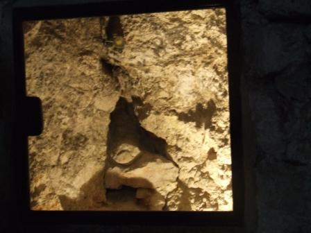 Gerusalemme Santo Sepolcro Golgota