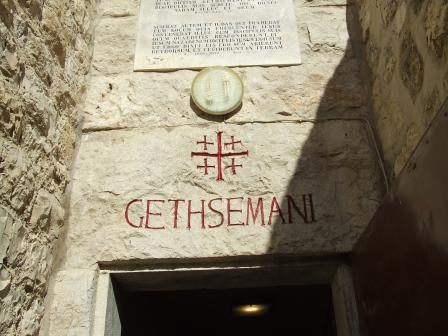 Terra Santa - Getzemani