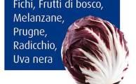 Frutta e verdura blu/viola