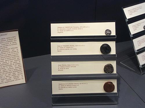 Museo civico Guido Sutermeister di Legnano - monete