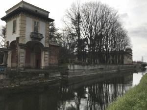 Cassinetta di Lugagnano ville