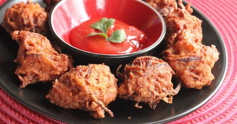 Bengali Chicken Pakora/Fried Chicken croquette