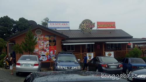 Tagaytay Mile-hi Diner