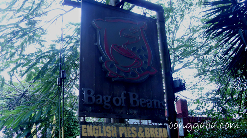 Coffee at Bag of Beans (Quicky Escape Trip to Tagaytay Part 2 of 3)